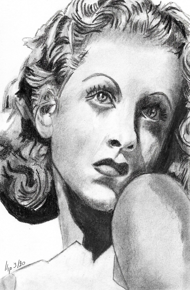 Danielle Darrieux by patrick